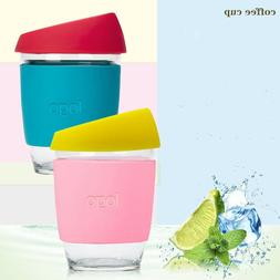 12oz Glass <font><b>Coffee</b></font> <font><b>Mugs</b></fon