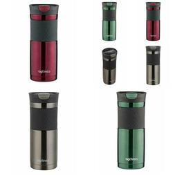 Contigo 16- 24 oz. Byron SnapSeal Stainless Steel Insulated