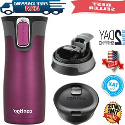 Contigo 16 oz Leakproof Insulated Thermos Stainless Steel Co