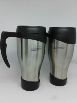 2 - Thermos 24 oz Stainless Steel Travel Mug #4010TR16