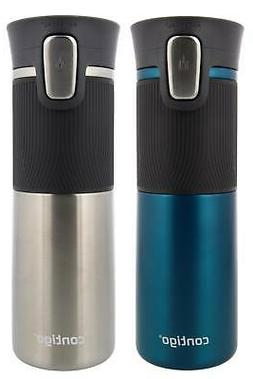 Contigo 2-pack Autoseal Spill - Proof Travel Mug