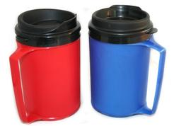 GAMA Electronics 2 ThermoServ Foam Insulated Coffee Mugs 12