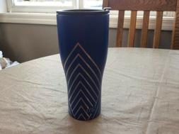 20 oz journey travel mug new blue