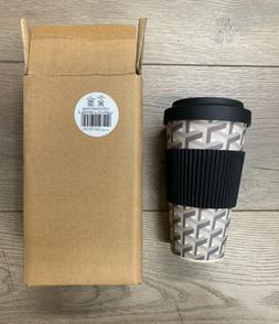 Cambridge 20 oz Travel Mug Modern Design w/ Silicone Grip Di