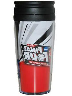 2015 Final Four Indianapolis Boelter Brand Red Black 16 oz.
