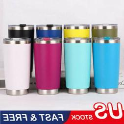 20oz/600ml Stainless Steel Travel Mug Vacuum Insulated Therm