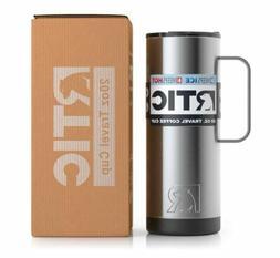 RTIC 20oz Travel Mug Stainless Steel Double Wall Vacuum Insu