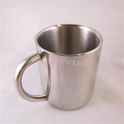 220ml Stainless Steel Portable <font><b>Mug</b></font> Cup <