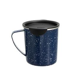 Copco 2510-0700 Tin Cup Camping Style Stainless Steel Coffee