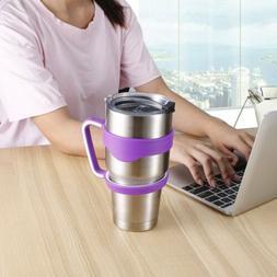 30/20 Oz Tumbler Cup Handle Ozark Yeti Travel Non Slip Coffe