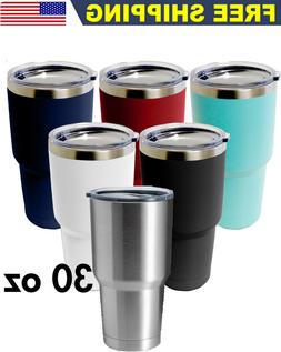 30OZ Stainless Steel Tumbler Vacuum Double Wall Insulation T