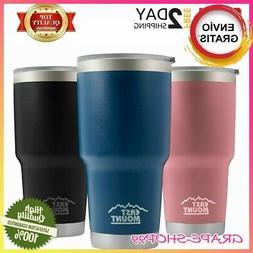 """30oz Vacuum Insulated Tumbler,Yeti Rambler Cup Non-Spill Li"