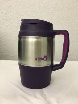 Bubba Brands 34 oz keg mug classic Purple