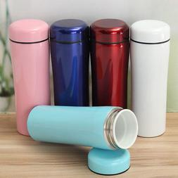 400ml Ceramic Travel Mug Vaccum Thermo Bottle Insulation Ins