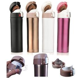 500ML Stainless Steel Travel Mug water Vacuum insulated Ther
