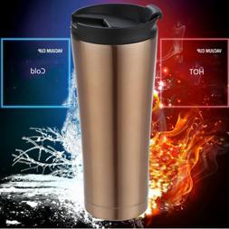 500ML Vacuum Bottle Mug Gym Travel Coffee Cup Sport Flask Wa
