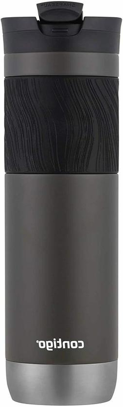 Contigo 72952 SNAPSEAL Byron 24oz Stainless Steel Travel Mug