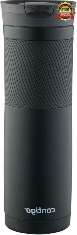 Contigo 72952 Vacuum-Insulated Stainless Steel Travel Mug, 2