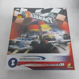 Asmodee Formula D Board Game Valencia/Hockenheim Ring Expans