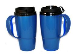 GAMA Electronics 2 Foam Insulated ThermoServ Coffee Mugs 16