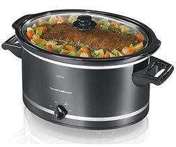 Hamilton Beach Best 8 Quart Slow Cooker Oval Slow Cookers Ea