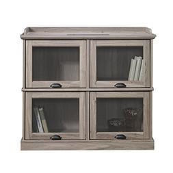 Sauder 414720 TV Stand, Furniture, Salt Oak