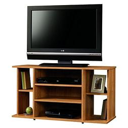 "Sauder 412995 Beginnings TV Stand For 42"""", Highland Oak fin"