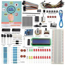 SunFounder Project Super Starter Kit for Arduino UNO R3 Mega