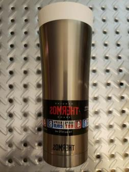 Thermos 16 Ounce Vacuum Insulated Stainless Steel Travel Tum
