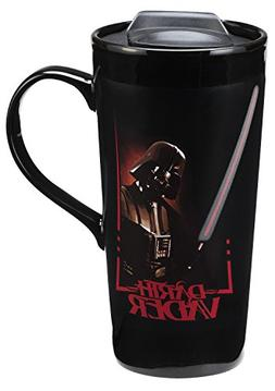 Vandor Star Wars Darth Vader 20 Oz. Heat Reactive Mug