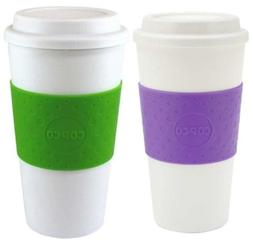 Copco Acadia BPA Free Insulated Travel Mug 16 Ounce Cup - PA