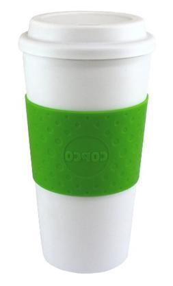 COPCO 2510-0292 Acadia 16-Ounce Mug - Kiwi