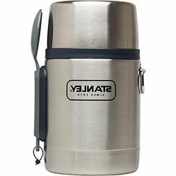 Stanley 10-01287-021 Adventure Vacuum Food Jar, Stainless St