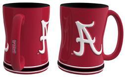 Alabama Crimson Tide NCAA Coffee Mug - 15oz Sculpted