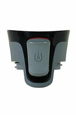 Contigo Aria Autoseal Travel Mug Replacement Lid - Black/Gra