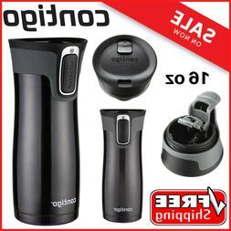 Contigo Autoseal Travel Mug - Stainless Steel Vacuum Insulat