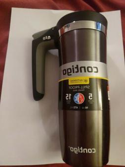 Contigo Autoseal Spill-Proof Travel Mug 16 Oz With Handle