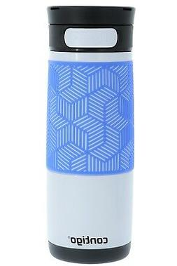 Contigo Autoseal Stainless Steel Transit Travel Mug with Gri