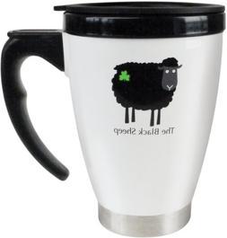 Dublin Gifts Black Sheep Travel Mug 075694