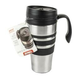 Copco Bliss Stainless Steel Travel Mug, 14-Ounce