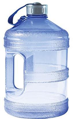 New Wave Enviro BpA Free 1 Gallon Water Bottle