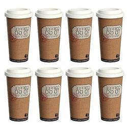 Bramli Corky Cup Travel Coffee Mug