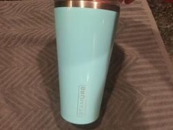 Brymate Stainless Steel Travel Mug Teal Blue Color Brymate T