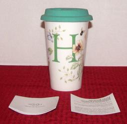 Lenox Butterfly Meadow Thermal Travel Mug, H