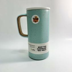 Ello Campy Vacuum-Insulated Stainless Steel Travel Mug Handl