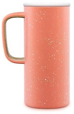 Ello Campy Vacuum-Insulated Stainless Steel Travel Mug, Geor