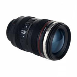 Caniam Canon EF 24-105mm Lens Stainless Steel Thermo Coffee