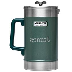 Stanley Classic Vacuum French Press 48 oz. with free laser e
