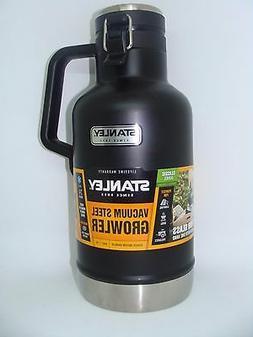 Stanley Classic Vacuum Growler 64oz - Matte Black SKU: 10-01