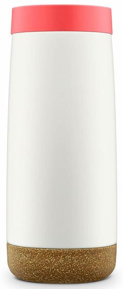 Ello Cole Vacuum-Insulated Stainless Steel Travel Mug Cup, C